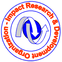 Impact Research & Development Organization logo a partner of CMMB