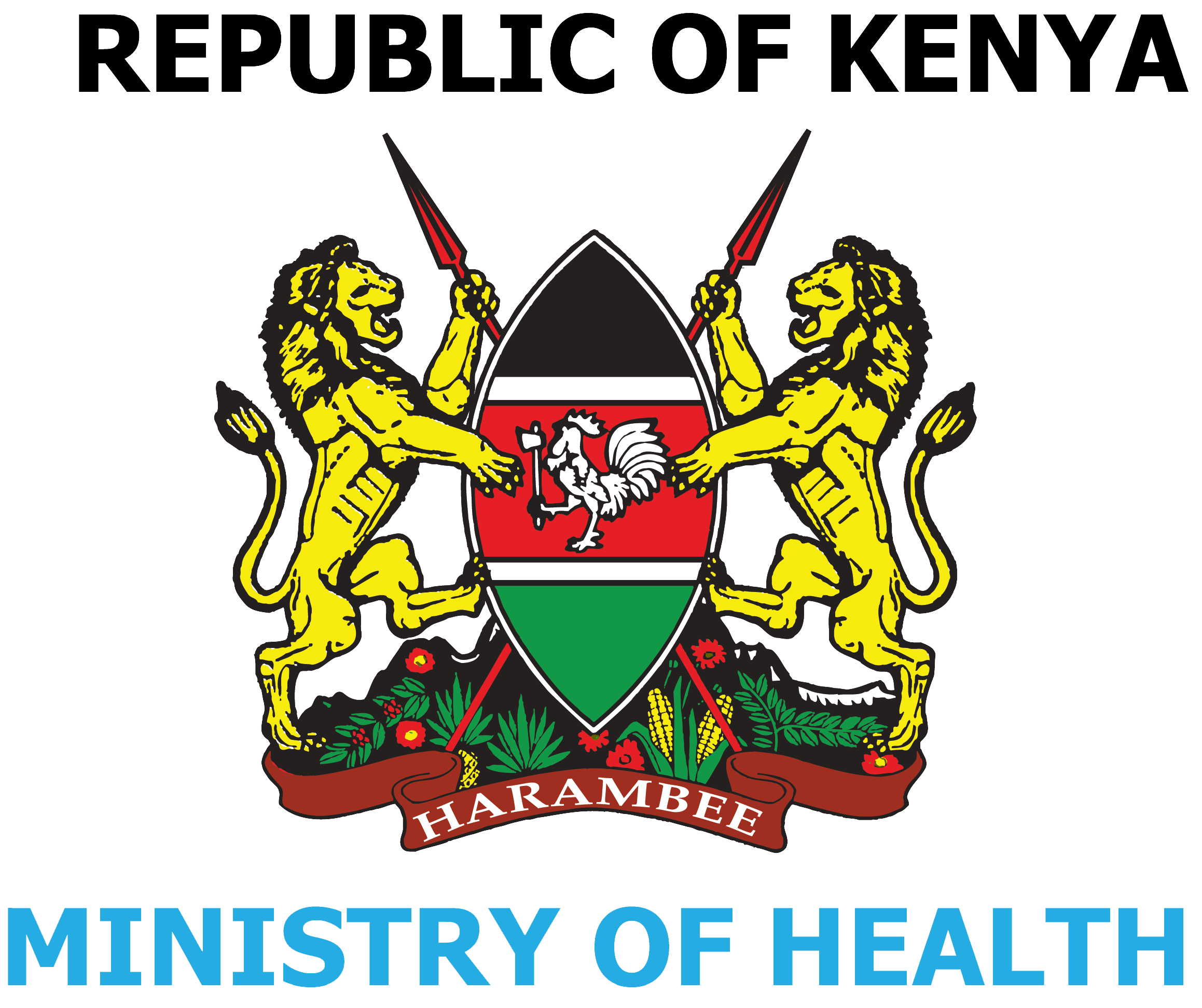 Kenya MOH logo a partner of CMMB