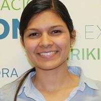Volunteer, Jessica Saenz