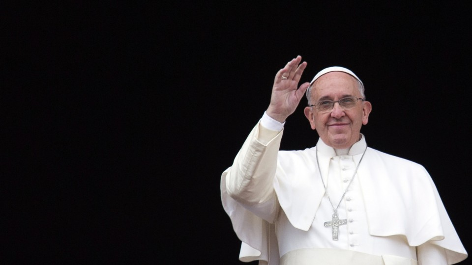 Get a Free Pope Francis E-book