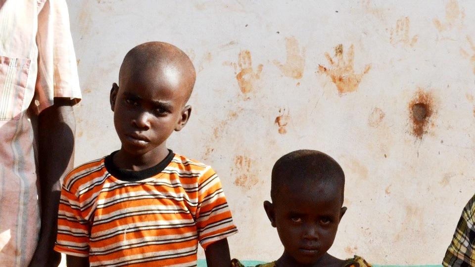 Sponsor child in Kenya.