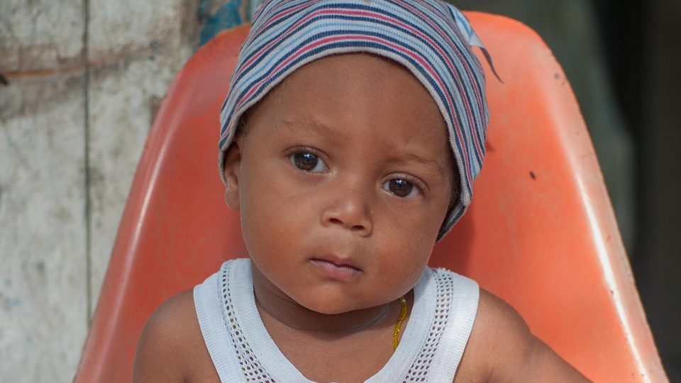 Give access to healthcare to a child in Haiti.