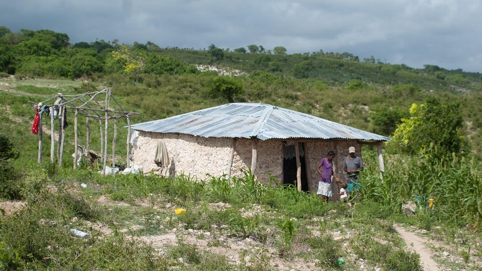 Help a family in Haiti.