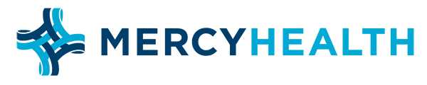 mercy Health logo a partner of cmmb
