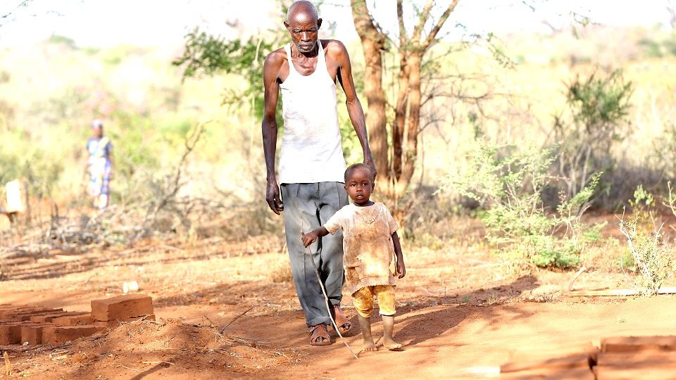Family in Kenya needs help to survive.