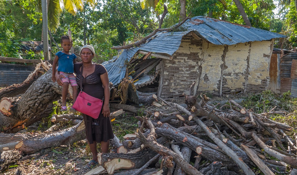 household recovery kits haiti
