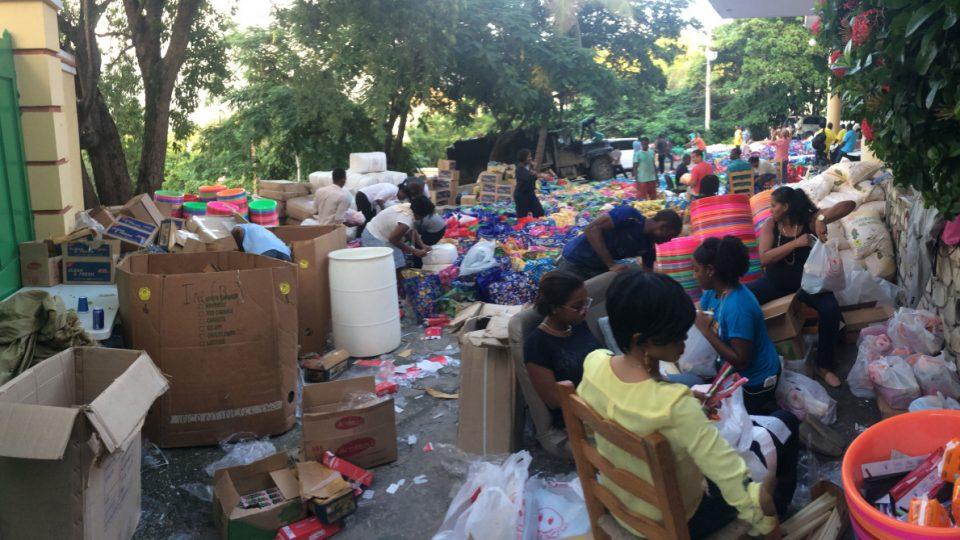 haiti hurricane matthew disaster relief