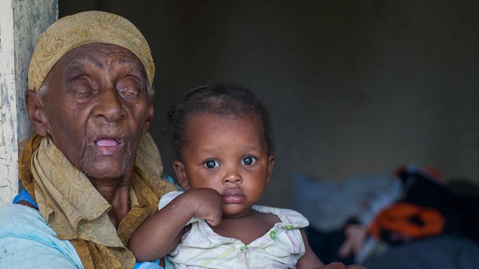 Sponsor a child in Haiti.