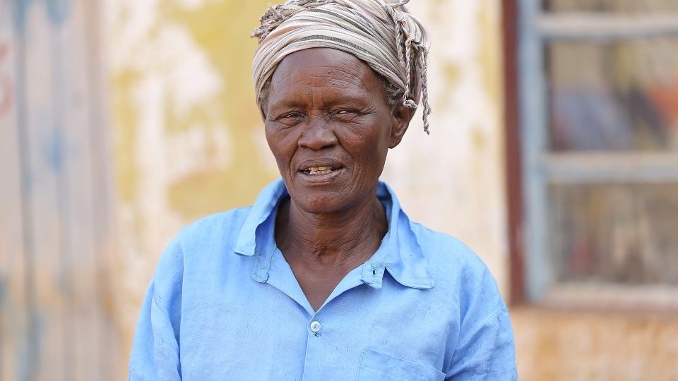 Help a grandmother in Kenya support her family.