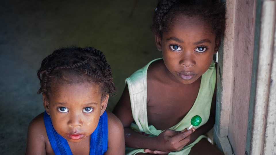 Sponsor children living in poverty.