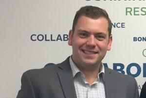 Mark Cantine, senior major gift officer.