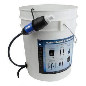 Water filter bucket