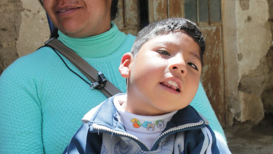 Help a child living in extreme poverty get access to life-changing therapies.