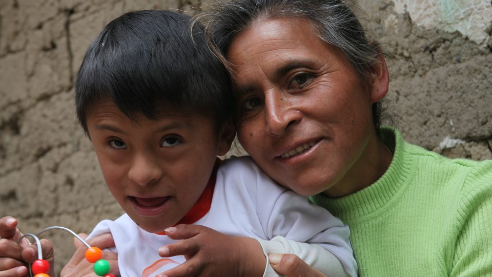 Help child living in extreme poverty get life-changing therapy