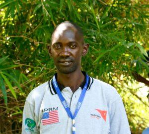 Stephen Tangun CMMB CHAMPS coordinator South Sudan