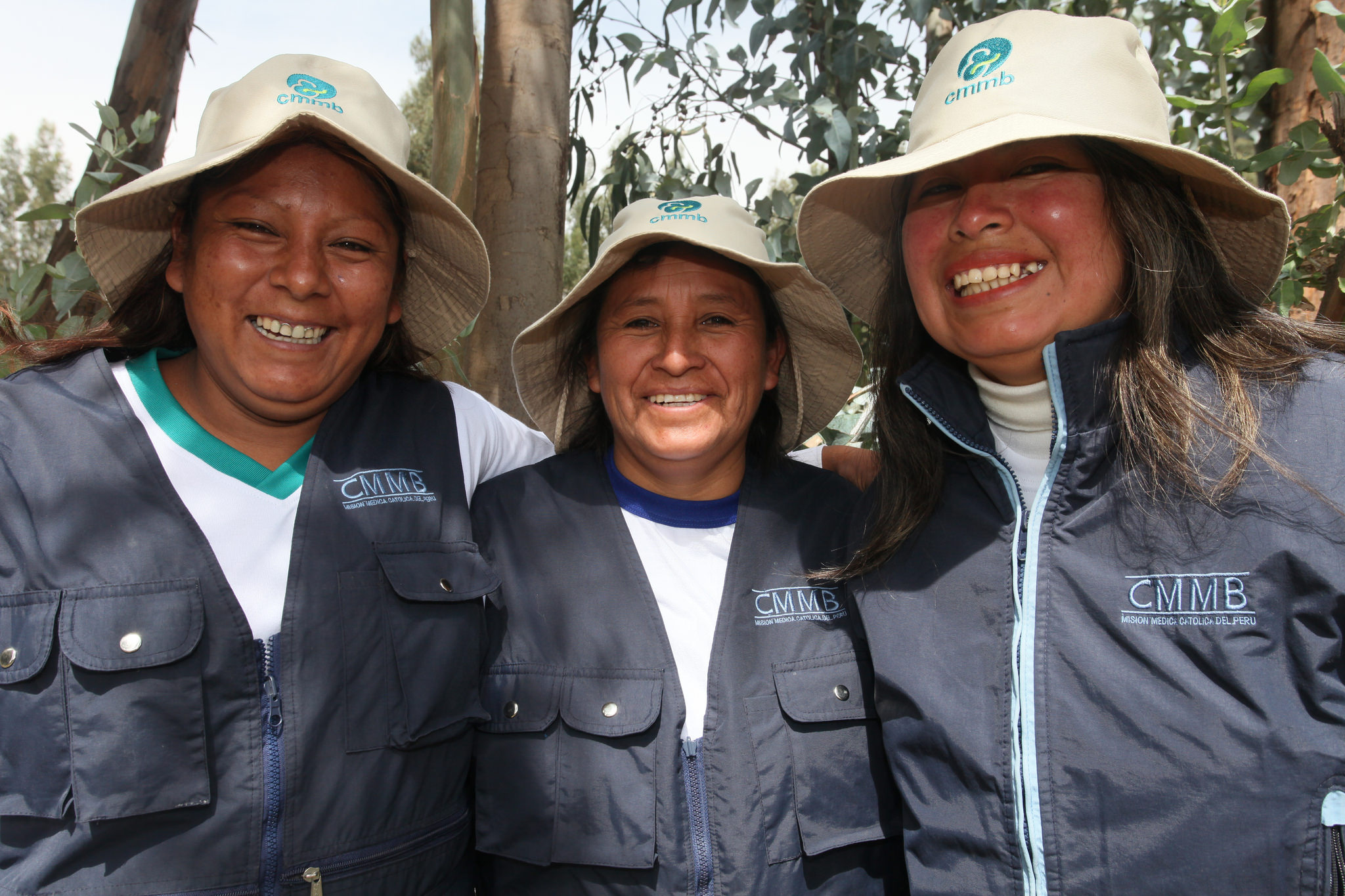 Community health workers in Peru forge friendships as they change the lives of vulnerable women and children in their communities.