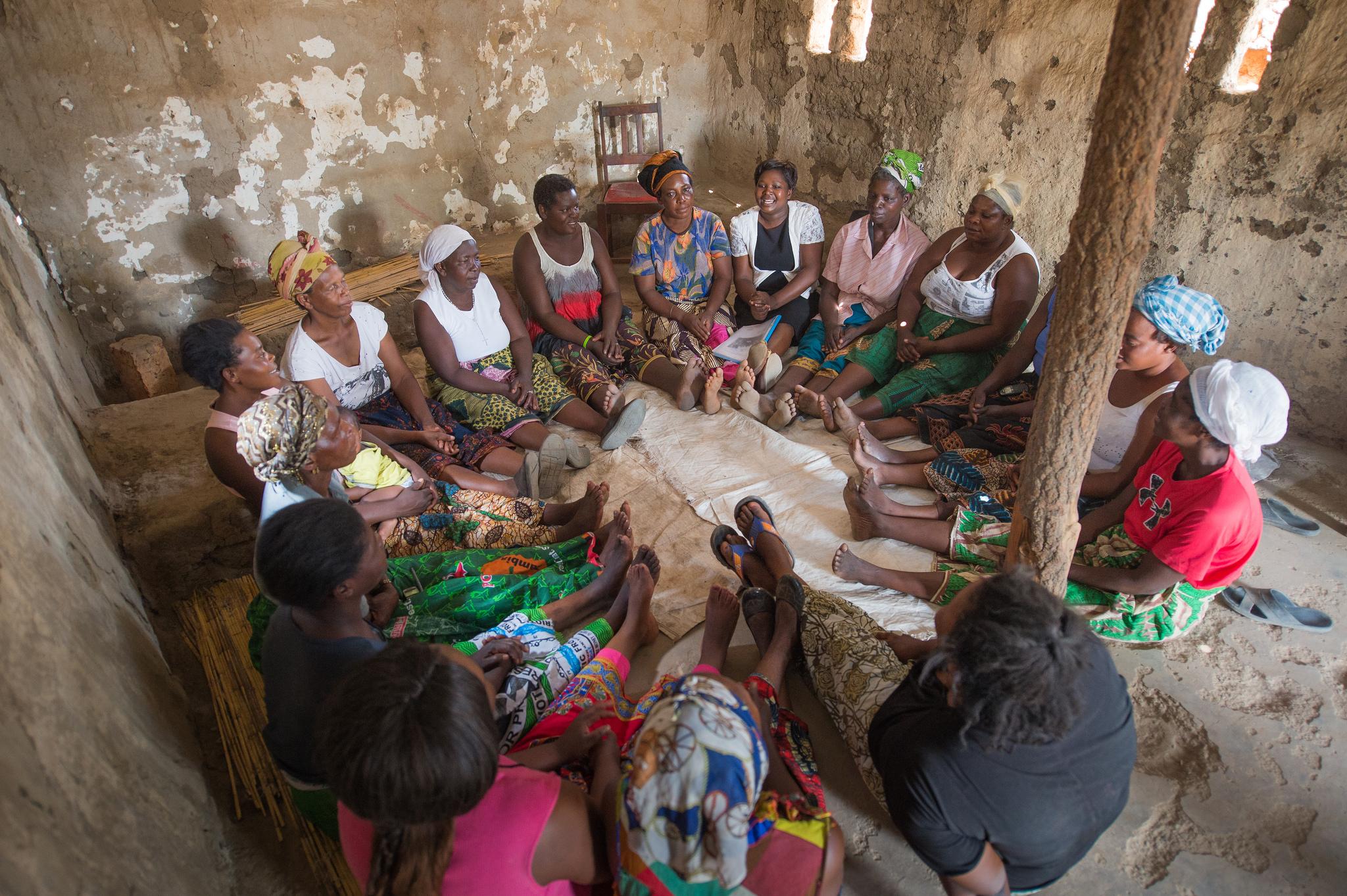 Zambian women Partnership report 2017