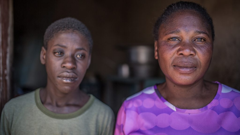 Zambia community health worker