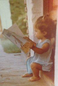 Marica has always been a reader
