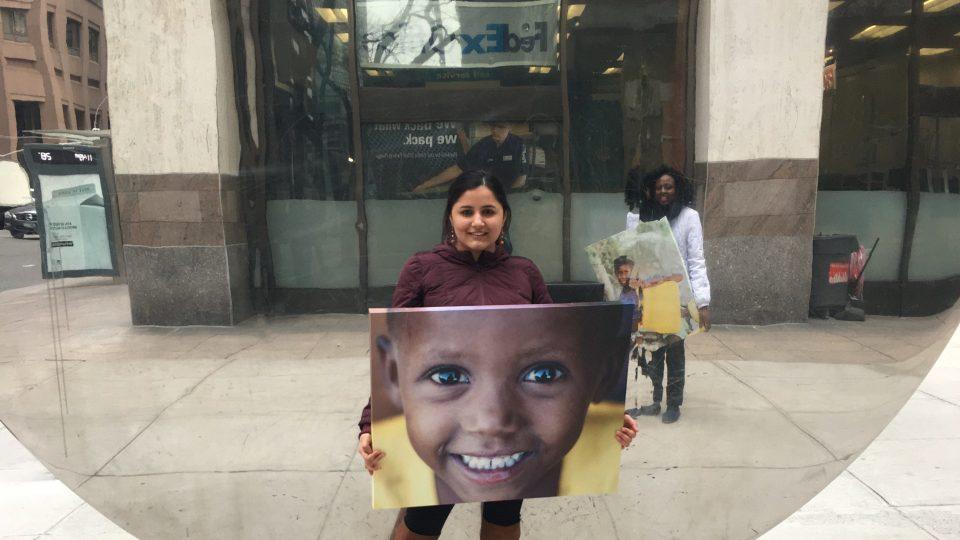 Suzana Parajuli intern with Healing Help