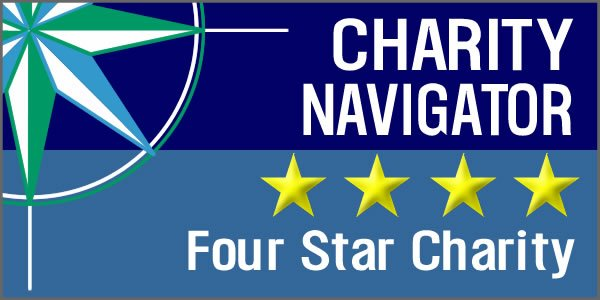 charity navigator rates CMMB 4-star charity for 6th year in a row
