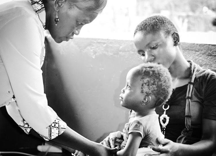 Rose - community health worker