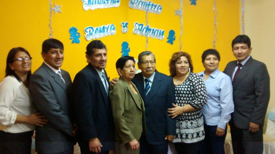 Peru staff photo