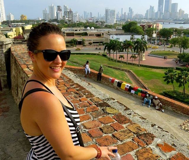 Megan is a speech therapist who will volunteer for one year in Trujillo and Huancayo, Peru