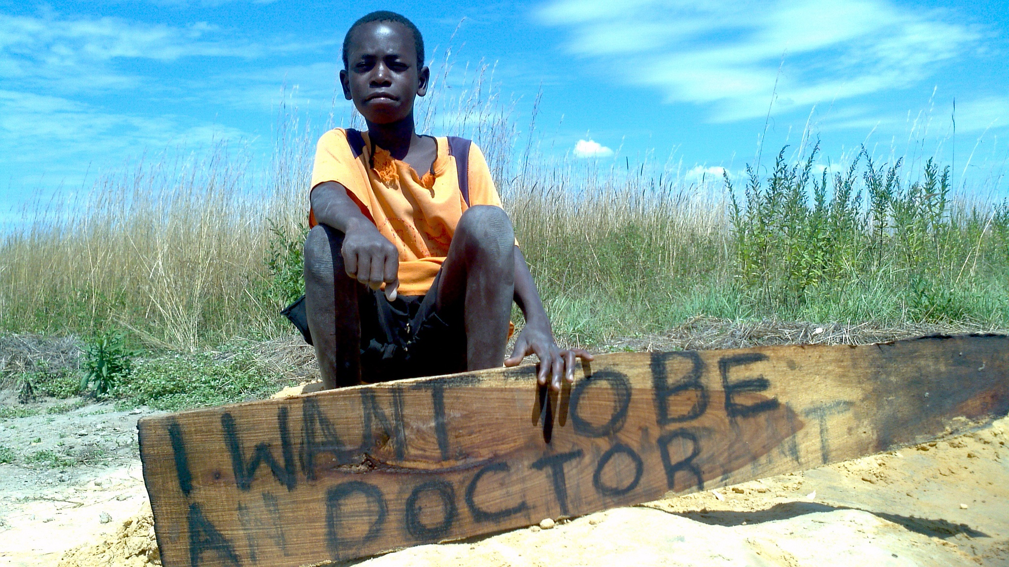 what I want to be when I grow up in zambia