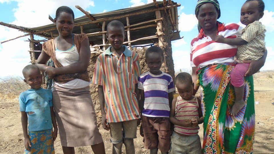 Mwikali Isika Family, Mwikali Family, Kenya, Angel Investor, Food and Water