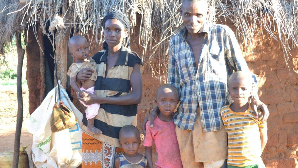 Sera Kamba, Kamba Family, Kenya, Healthcare Fee, Food and Water, Angel, Angel, Investor