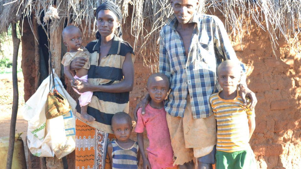Sera Kamba, Kamba Family, Kenya, Healthcare Fee, Food and Water, Angel, Angel, Investor