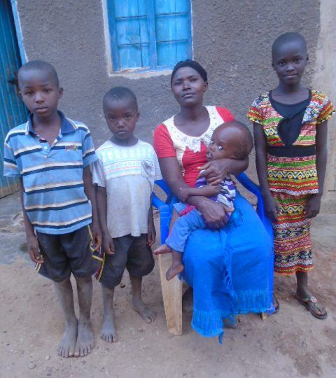 Elizabeth Sammy Family, Kenya, Healthcare, Food and Water, Angel, Angel Investor