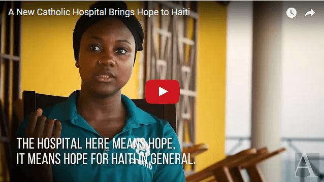 Hospital in Haiti video America Media