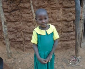 Joyce, 5 years old, is hoping for an angel investor