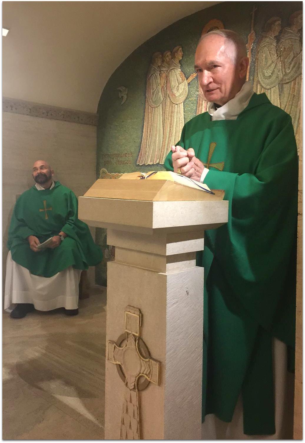 Archbishop Silviano Tomasi homily