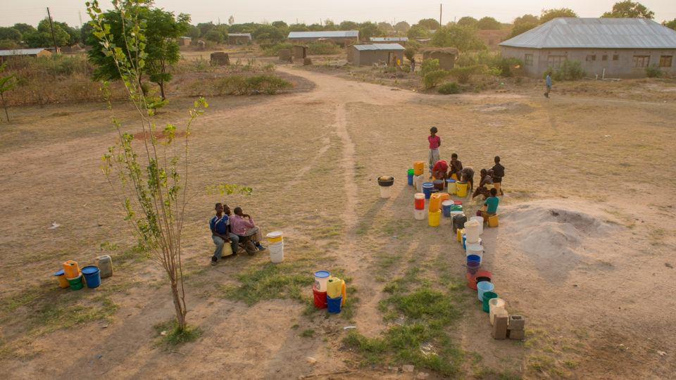 Zambia and water