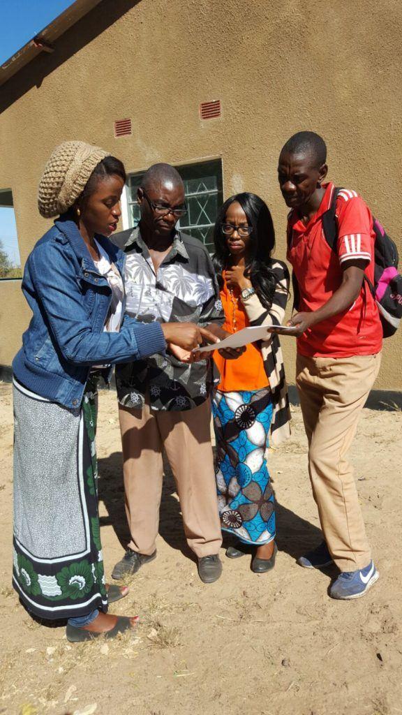 WASH program in Zambia