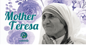 Sign up to receive a Mother Teresa prayer card