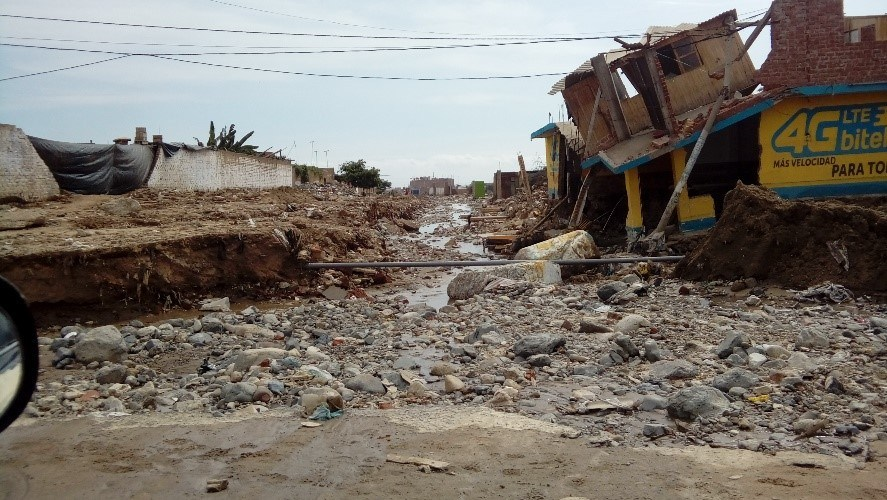 March 2017_Catastrophic rain causes flooding and mudslides in Trujillo
