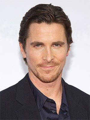 Christian Bale would play Matthew jones in the movie about his life