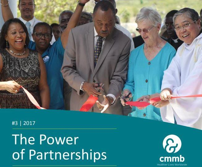 Feature image for Power of Partnerships #3 report