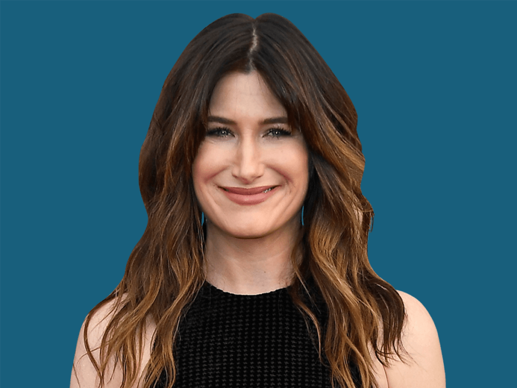Katie Dixon wants Kathryn Hahn to play her in a movie. Intern in New York.