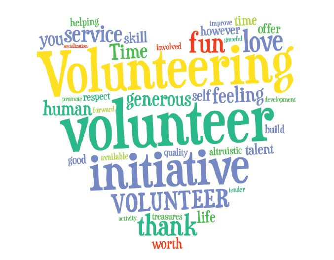 International volunteer day thank you video