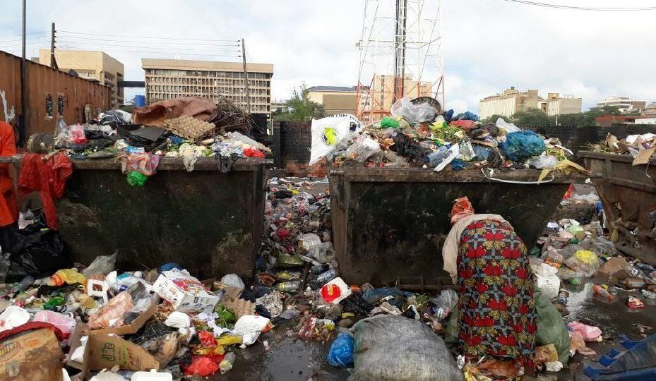 Lack of waste management is one of the leading causes of cholera outbreaks