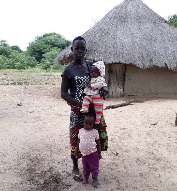 Meet Mwaka and her daughters