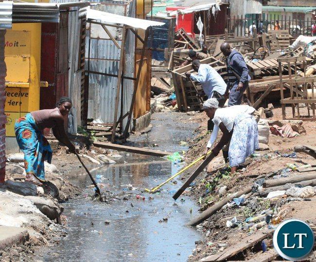 Cholera Outbreak in Lusaka, Zambia | CMMB Blog