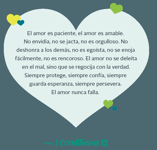 CMMB - Valentines Card Printable - 1Corinthians 13-SPANISH Verse