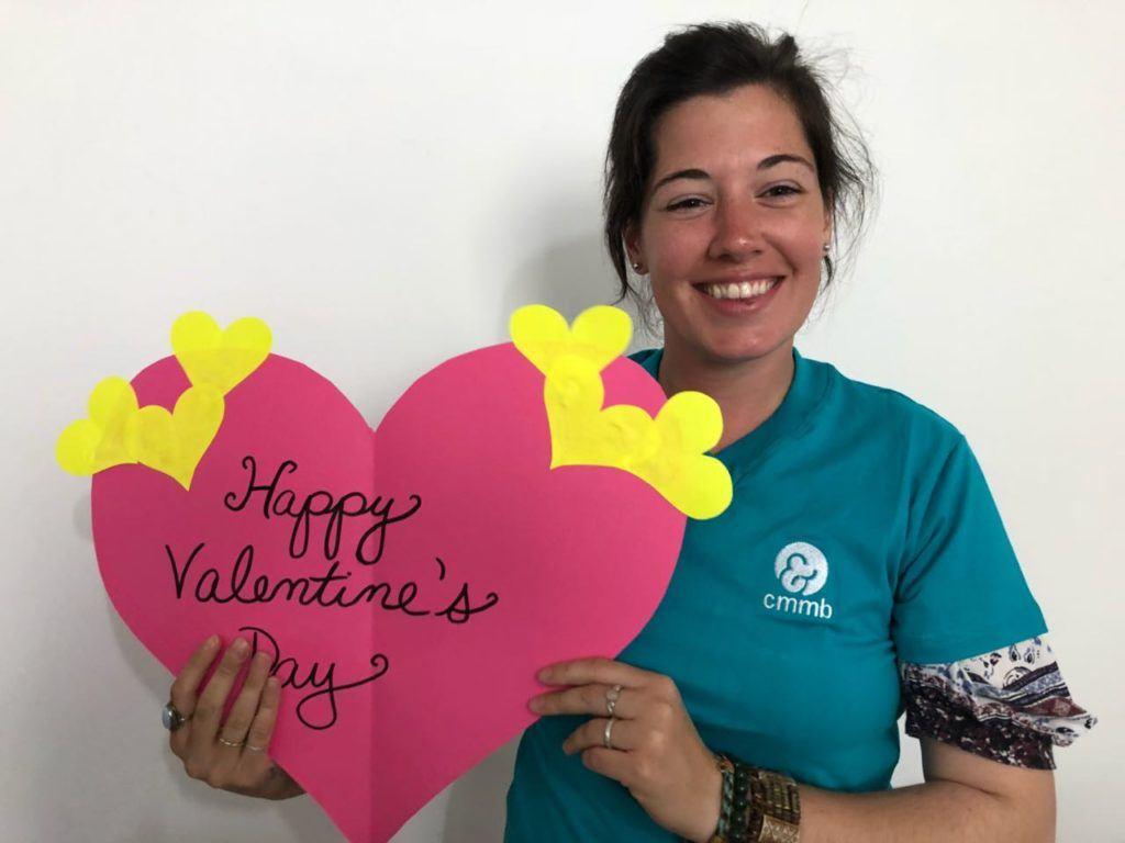 CMMB Volunteer Brinn Macauley_Trujillo_Peru_Valentine