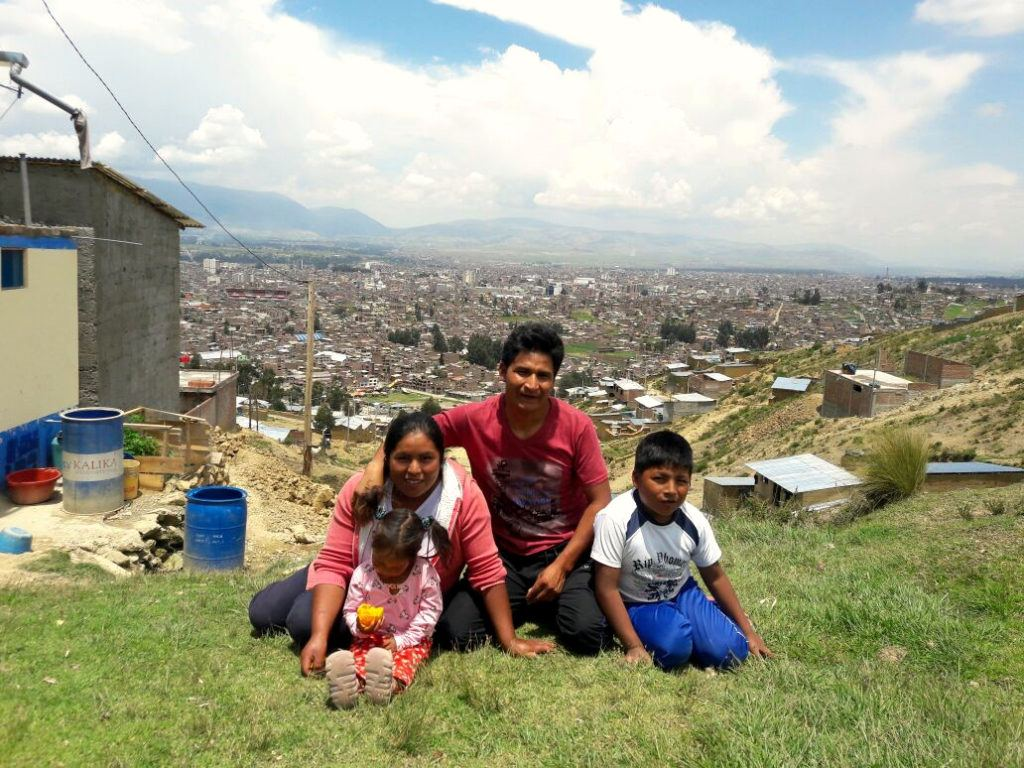 Celso and Marisol_CMMB Peru beneficiary family_Valentine testimony